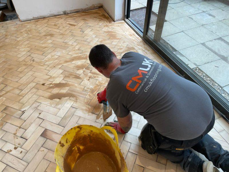 domestic flooring restoration